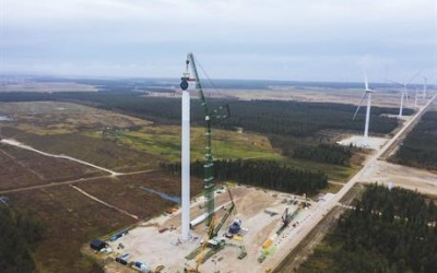 SGRE set to Debut 200-Metre Rotor Turbine