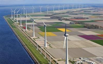 Banks split Risk at Europe's Largest Community Wind Farm