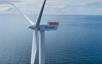 Orsted: Με δύο Yπεράκτια Aιολικά Iσχύος 900 MW στη Ταϊβάν αναζητάει «Γέφυρα» για την Ασιατική Αγορά