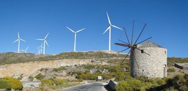 ΡΑΕ: Στην Παραγωγή «μπαίνει» Αιολικό Πάρκο ισχύος 21,6 MW της EDF Energies Nouvelles στην Άνδρο