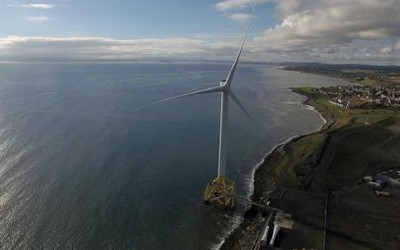Latest Offshore Technology to be tested on Former Coal Site