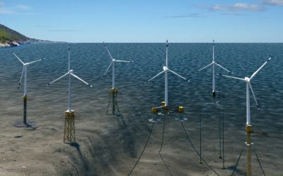 Comparing offshore wind turbine foundations