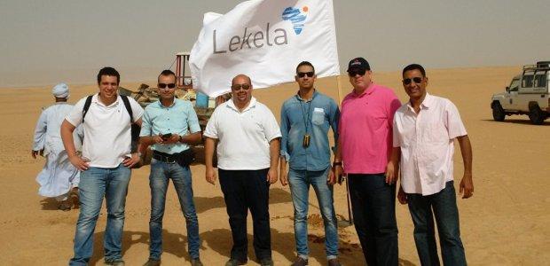Συμφωνία Για Αιολικό Πάρκο 250 MW Στον Κόλπο Σουέζ Υπέγραψε Ο Όμιλος Lekela